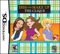 Warner Home Video Games The Clique: Diss and Make Up