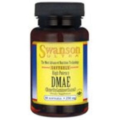 Swanson Ultra High Potency Dmae 250 mg 30 Sgels