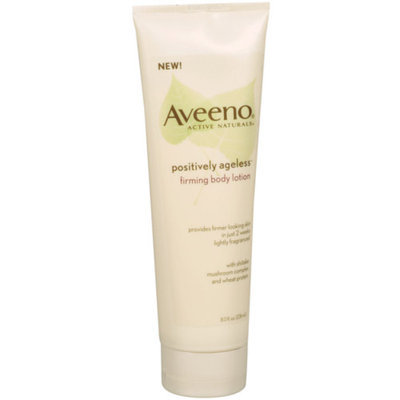 Aveeno Active Naturals Active Naturals Positively Ageless Firming Body Lotion