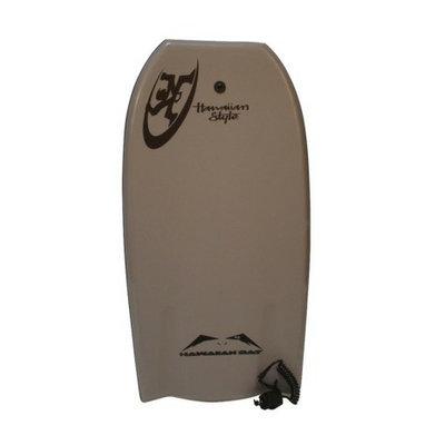 Hawaiian Style Hawaiian Bodyboard - Gray (42
