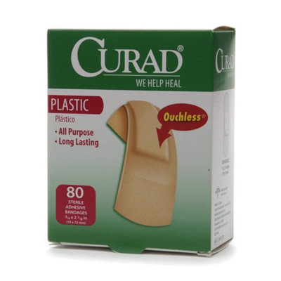 Curad Plastic Sterile Adhesive Bandages