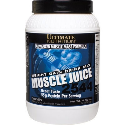 Ultimate Nutrition Muscle Juice 2544, Banana, 4.96 Pound