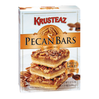 Krusteaz Pecan Bars Supreme Mix
