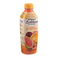 Bolthouse Farms Passion Orange Guava Flavor