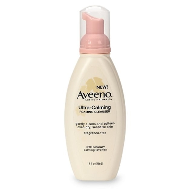 Aveeno Foaming Cleanser
