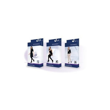 Sigvaris 841C Soft Opaque 15-20 mmHg Closed Toe Knee Highs Size: Small Short (SS), Color: Midnight Blue 09