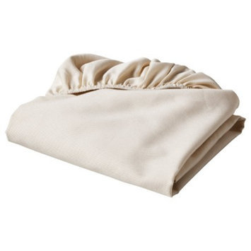 Naturepedic Organic Cotton Fitted Cradle Sheet