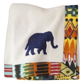 Mudhut Etosha Baby Blanket