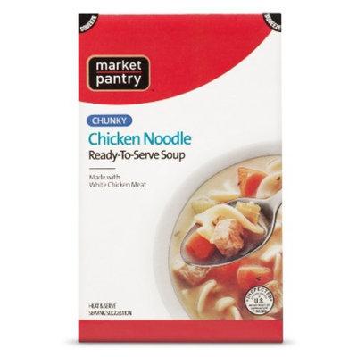 market pantry Market Pantry Chunky Chicken Noodle Soup 17.6 oz