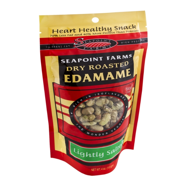 Seapoint Farms Edamame Dry Roasted