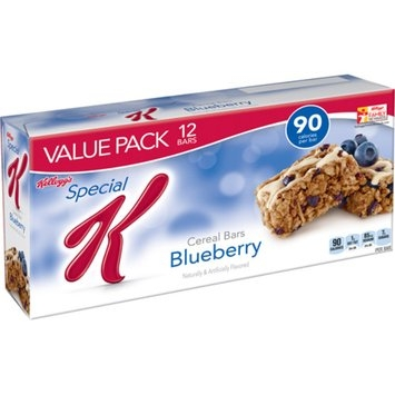 Special K Bars Cereal Bars