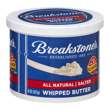 Breakstone's All Natural Whipped Butter Salted