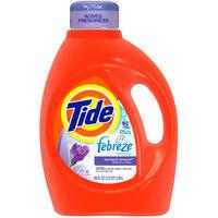 Tide 2X Ultra Liquid Laundry Detergent with Febreze Freshness
