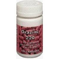 Mericon Orazinc capl 220Mg 100'S