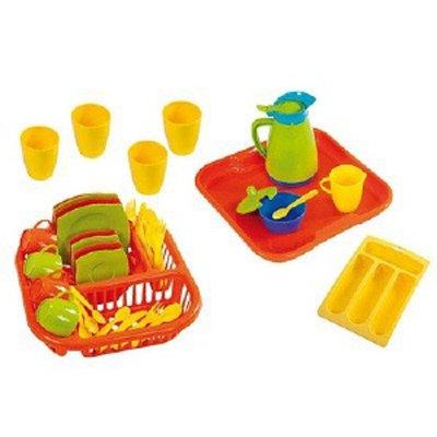 Wader Toys Kitchen World Full Set 40 Pcs.