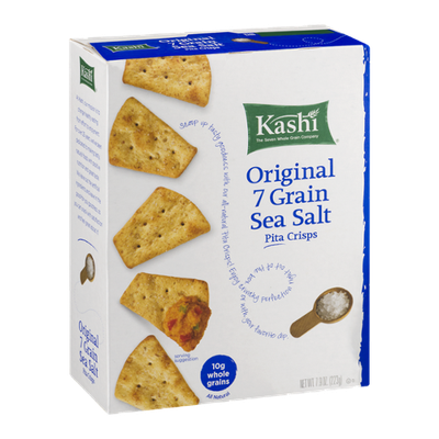 Kashi Original 7 Grain Sea Salt Pita Crisps