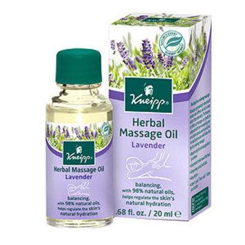 Kneipp Massage Oil