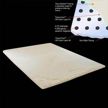 Therion Magnetics M1004 System 1000 Magnetic Mattress Pad - King
