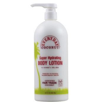 Alaffia Everyday Coconut Super Hydrating Body Lotion 32floz
