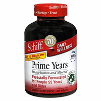 Schiff Prime Years Multivitamin and Mineral