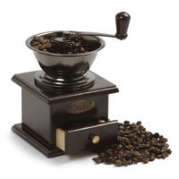 Norpro Adjustable Hand Crank Coffee Grinder