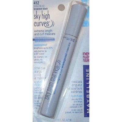 Maybelline Sky High Curves Waterproof Mascara