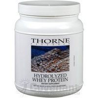 Thorne Research Hydrolyzed Whey Protein 18 Oz.