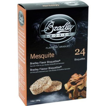 Bradley BTMQ24M Mesquite Bisquettes 24-Pack