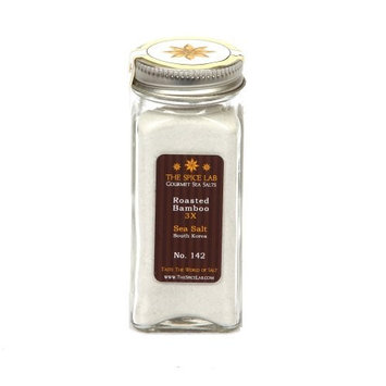 The Spice Lab Korean Roasted Bamboo Salt, 3x, 1-Count