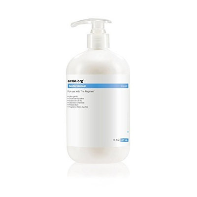 Acne.org 16 oz. Gentle Cleanser