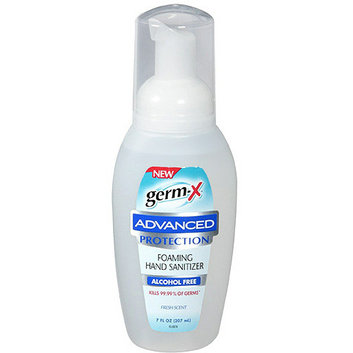 Germ-X Advanced Protection Fresh Scent Foaming Hand Sanitizer