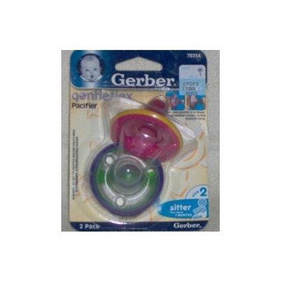 Gerber Gentleflex Pacifiers Size 2