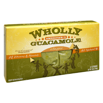 Wholly Guacamole Classic All Natural