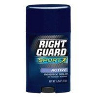 Electronic World Plus Right Guard Deodorant Sport Active Stick - 2oz