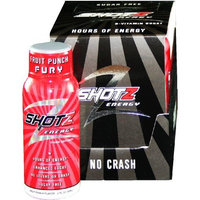 Shotz, Punch Fury, 6-Count
