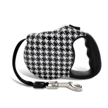 26 Bars & a Band Avant Garde Sherlock Retractable Dog Leash