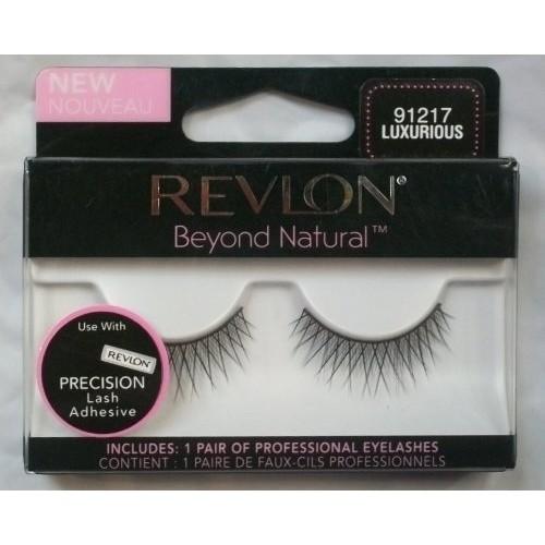 Revlon Beyond Natural Eyelashes Luxurious