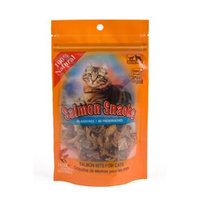 Pet Products by the Case Salmon Cat Treats (Box of 12 Packs)