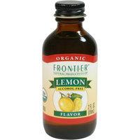 Frontier Certified Organic Lemon Flavor