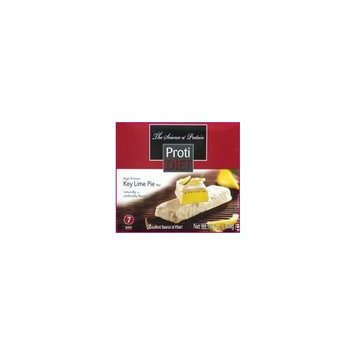 Protidiet Key Lime Pie High Protein Bars (Box of 7)