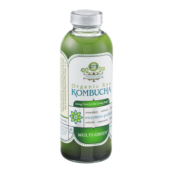 GT's Raw Organic Kombucha Multi-Green