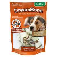 Dreambones DreamBones Sweet Potato Mini 24 ct
