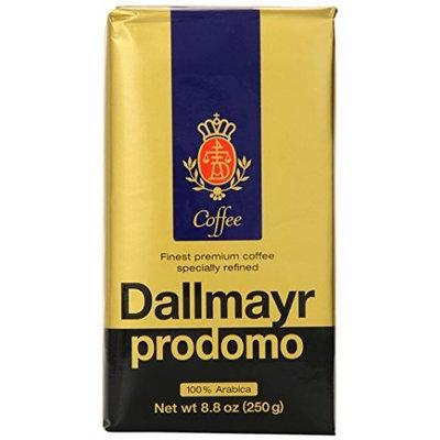 Dallmayr Gourmet Coffee, Prodomo (Ground), 8.8-Ounce Vacuum Packs (Pack of 3)