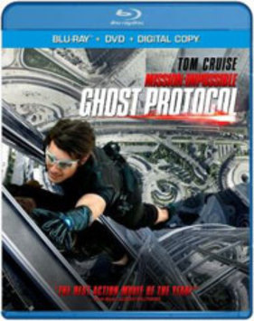 Paramount Pictures Mission Impossible: Ghost Protocol