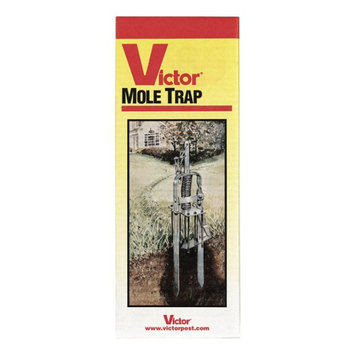Victor Plunger Mole Trap 0645 by Woodstream