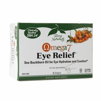 Terry Naturally Omega7 Eye Relief - 60 Softgels - Vegan