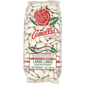 Camellia LARGE LIMA/BUTTER BEANS