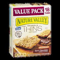 Nature Valley Granola Thins Dark Chocolate - 18 CT