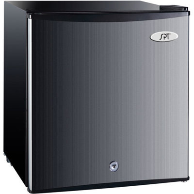 Sunpentown 1.1 cu ft Compact Freezer, Stainless Steel