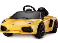 Cam Consumer Products, Inc. Lamborghini Aventador LP700-4 6v Yellow (Remote Controlled)